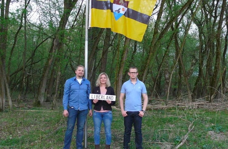 Liberland obtém reconhecimento da Comissão Europeia como nação independente