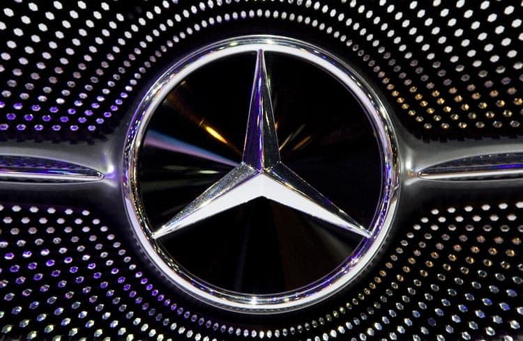 Mercedes-Benz adere à blockchain em sua cadeia de suprimentos