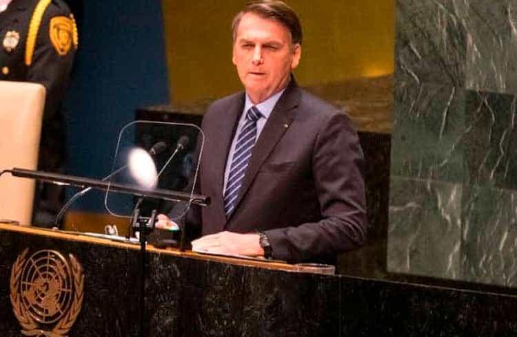 Nome indicado por Bolsonaro e Paulo Guedes para a presidência do Bacen quer priorizar blockchain