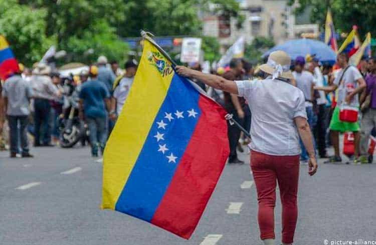 Novo projeto de lei para criptomoedas entra em vigor na Venezuela