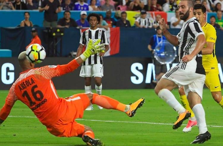 Plataforma de criptomoeda do PSG e do Juventus chega à América Latina