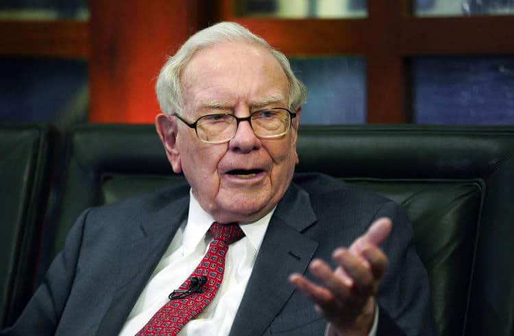 Warren Buffett volta a atacar o Bitcoin