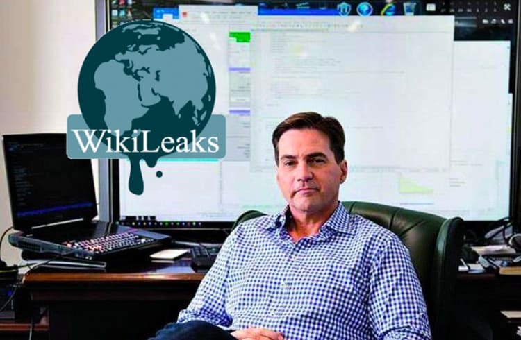 Falso Satoshi Nakamoto é desmascarado pelo WikiLeaks
