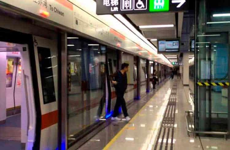 Bilhetes de metrô são emitidos em blockchain e pagos com reconhecimento facial em cidade chinesa