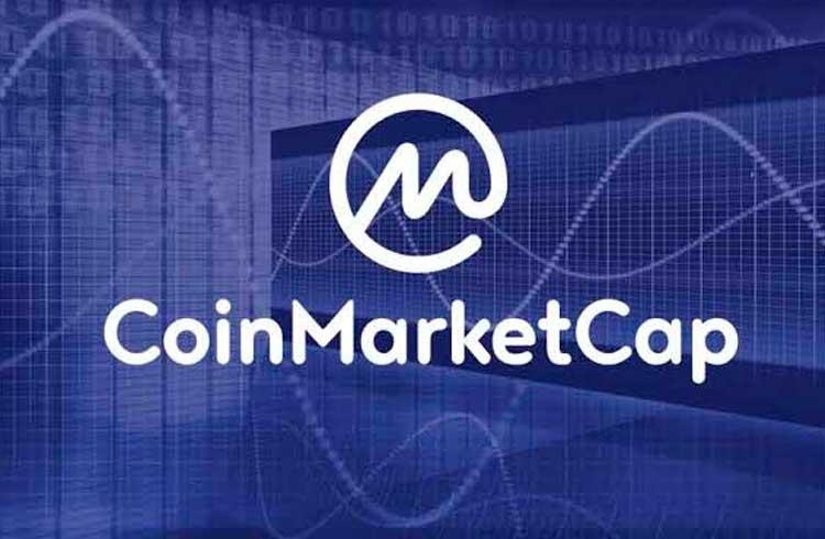 CoinMarketCap adiciona nova métrica de classificação de criptomoedas em sua plataforma