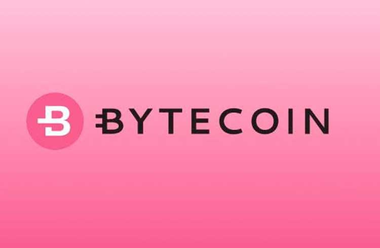 Descrição estendida da blockchain Bytecoin