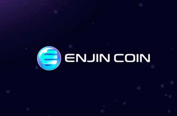 Enjin Coin valoriza 70% após divulgação de parceria com a Samsung