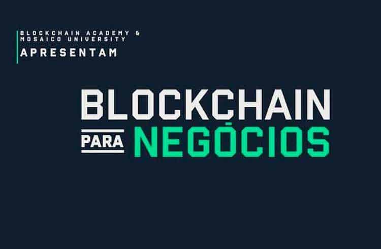 Entidades educacionais lançam o primeiro curso de blockchain para negócios do Brasil