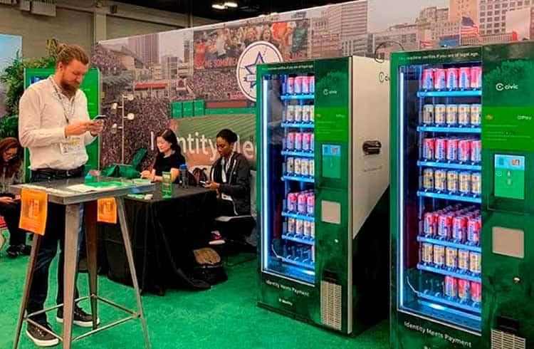 Quer uma máquina que vende cerveja e aceita Bitcoin? Fale com a Civic