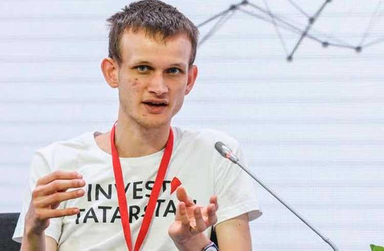Vitalik Buterin diz que quanto mais alto o valor de um criptoativo, maior segurança ele proporciona