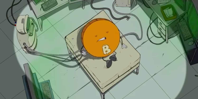 B acorda em um laboratório do hospital e começa a procurar por seu pai e por seu propósito.
