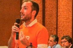 Deputado Federal Vinicius Poit defende Bitcoin e blockchain em Brasília