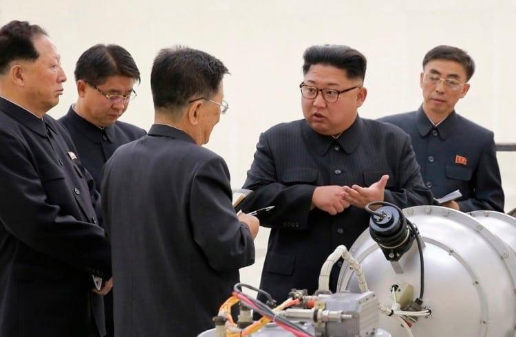 Coreia do Norte pode estar construindo bomba atômica com Bitcoins roubados