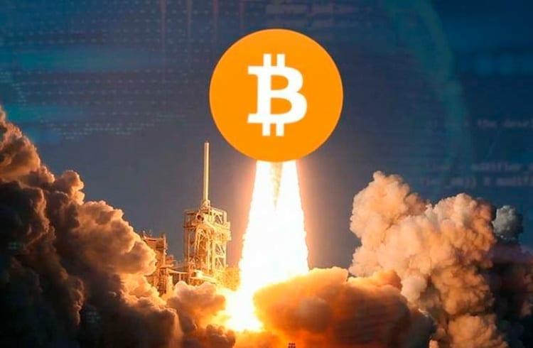 Ordem de 20 mil Bitcoins pode ter motivado a recente alta da criptomoeda