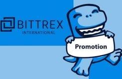 Airdrop da Bytom (BTM) está chegando à Bittrex International