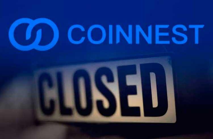 Exchange sul-coreana Coinnest anuncia o fim de suas operações