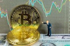 Bitcoin ultrapassa US$5.500 pela primeira vez nos últimos cinco meses