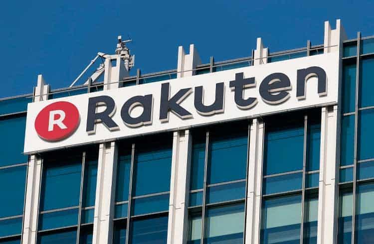 Gigante japonesa do e-commerce Rakuten abre nova exchange de criptomoedas