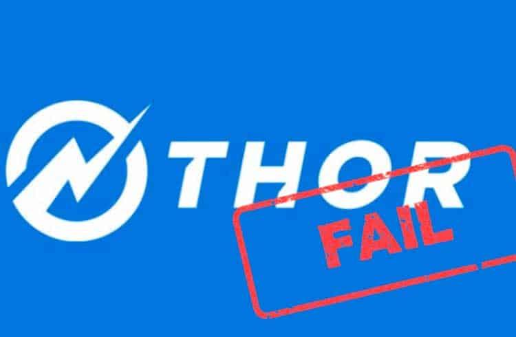 Projeto Thor é encerrado por falta de sucesso comercial