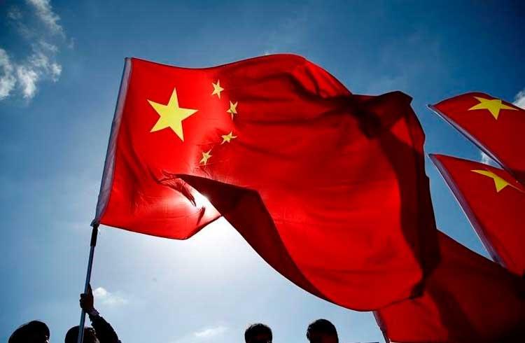 Relatório revela a China como líder mundial em projetos de blockchain