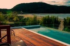 Resort de luxo no litoral de São Paulo aceita e vende Bitcoin