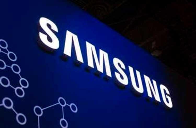 Samsung desenvolve blockchain e pode estar próxima de emitir a Samsung Coin