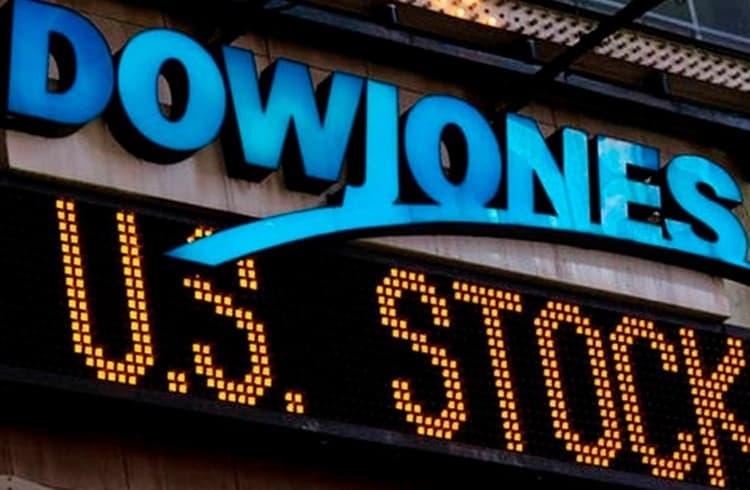 Valorização do Bitcoin supera qualquer ação do índice Dow Jones em 2019