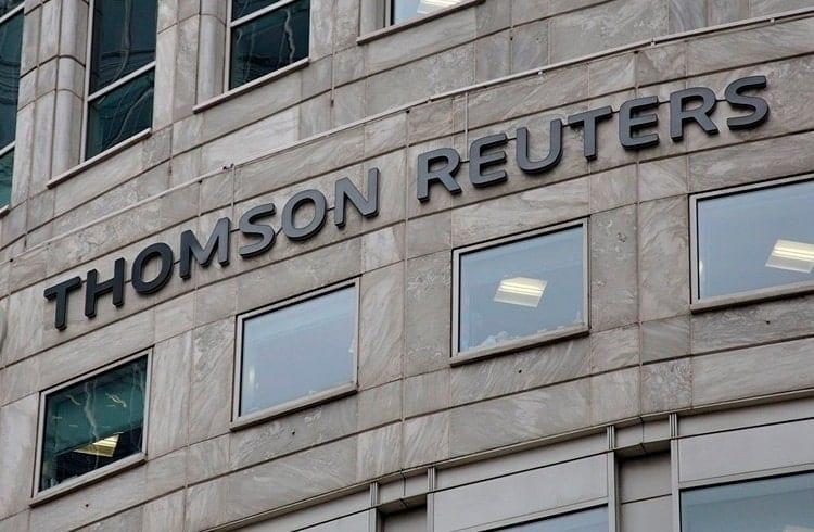 Thomson Reuters conquista patente de blockchain para gerenciamento de identidades