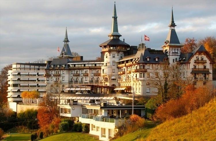 Famoso hotel 5 estrelas suíço passa a aceitar pagamentos em Bitcoin