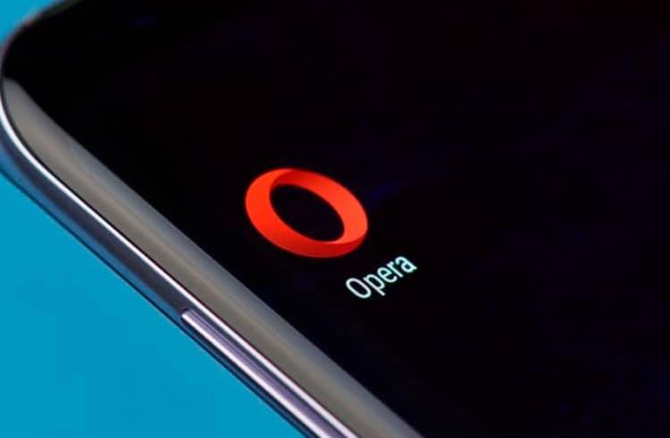 Opera pretende adicionar Tron em sua carteira de criptoativos