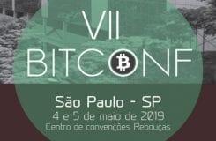 Maiores empresas e players do setor de Bitcoin no Brasil se reunirão na Bitconf em São Paulo