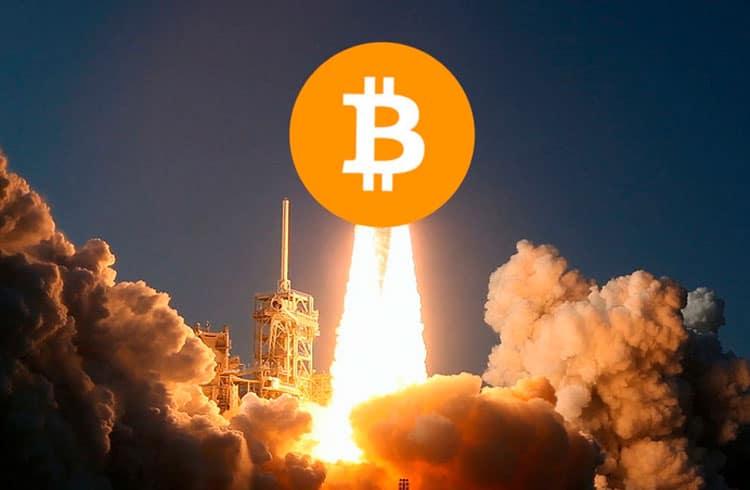 Mercado de criptoativos se recupera e o Bitcoin volta para a faixa dos US$8 mil