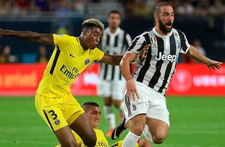 Plataforma por trás dos tokens do PSG e da Juventus anuncia parceria com a Binance