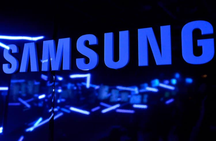 """Samsung inclui tecnologia blockchain em sua """"estrutura de transformação digital"""""""