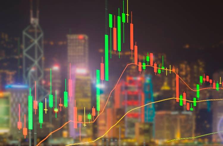 Mercado em correção; Bitcoin é cotado a pouco mais de US$7.600