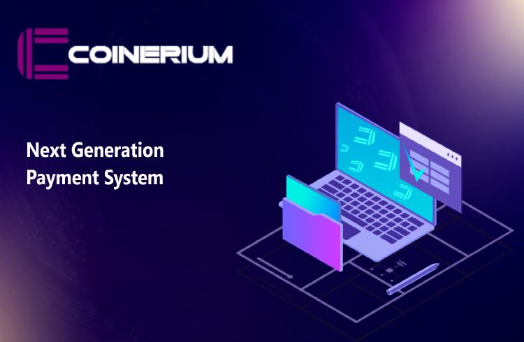 Coinerium, token CONM combina pagamentos rápidos e resistência à volatilidade