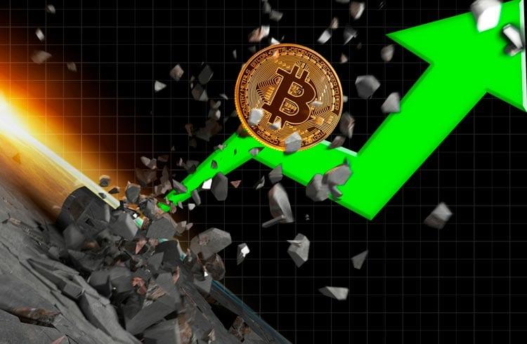 Mercado de criptoativos atinge nova alta dos últimos 10 meses; Bitcoin se mantém acima dos US$8 mil