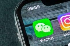 Aplicativo de mensagens chinês WeChat vai banir usuários que negociarem criptoativos