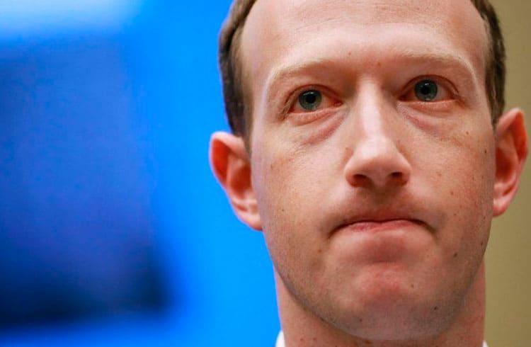 Comitê Bancário do Senado dos EUA pressiona Facebook sobre sua criptomoeda