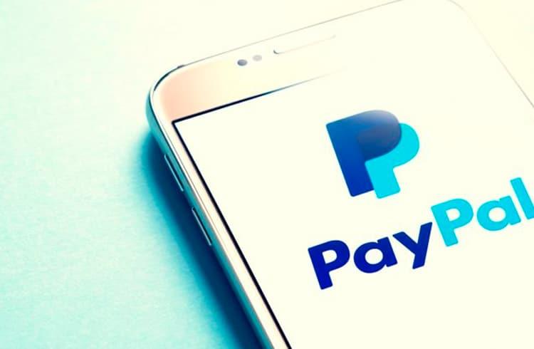 PayPal revela estar trabalhando para integrar criptomoedas e blockchain