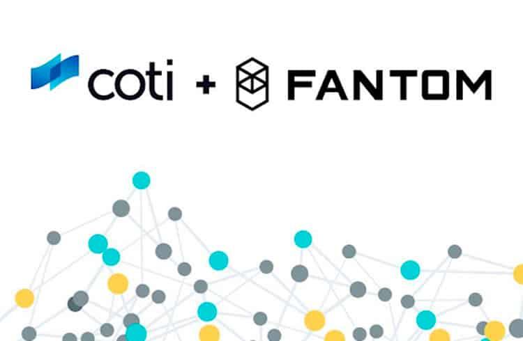 COTI faz parceria com a Fantom, levando a tecnologia além da blockchain