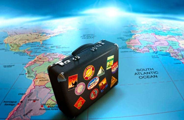 Criptomoeda brasileira focada no turismo fecha três importantes parcerias