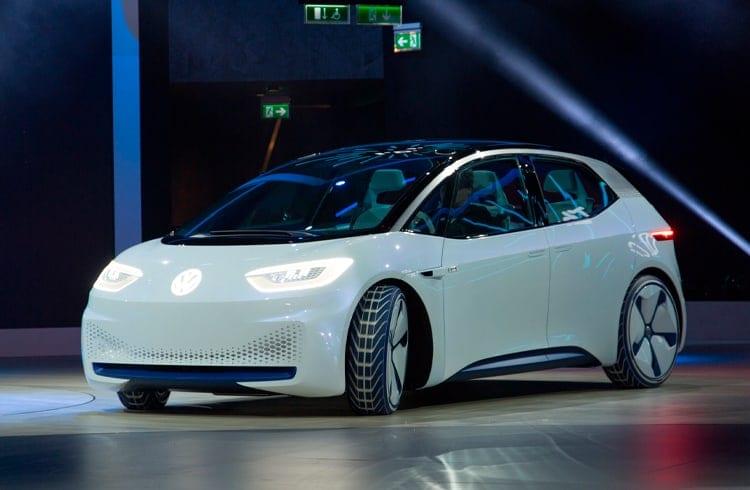 Volkswagen começa a vender novo modelo ID que pode ser integrado com IOTA