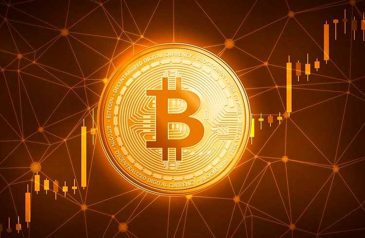 Bitcoin atinge US$9.300 durante fim-de-semana e registra maior alta do ano