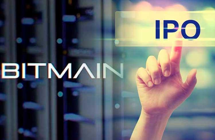 Bitmain planeja nova tentativa de IPO, desta vez nos Estados Unidos