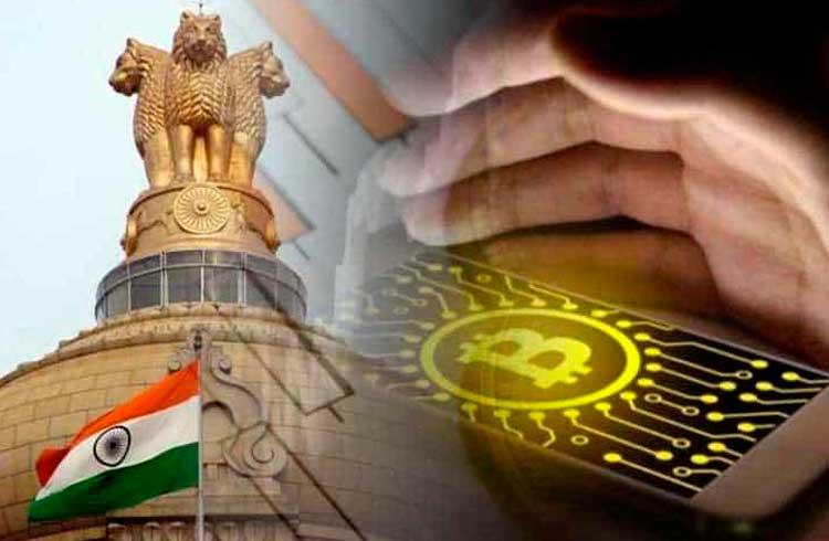 Índia propõe criminalizar a posse de Bitcoin e criptomoedas com penas de até 10 anos de prisão