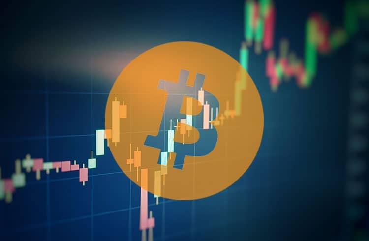 Bitcoin rompe a marca dos US$9.000 durante a madrugada