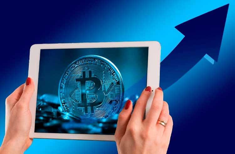 Bitcoin é cotado acima dos US$12.500 e sua dominância no mercado de criptoativos ultrapassa os 60%