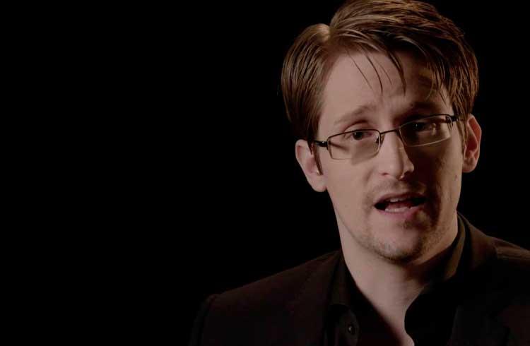 Edward Snowden afirma que privacidade é a coisa mais importante que falta no Bitcoin