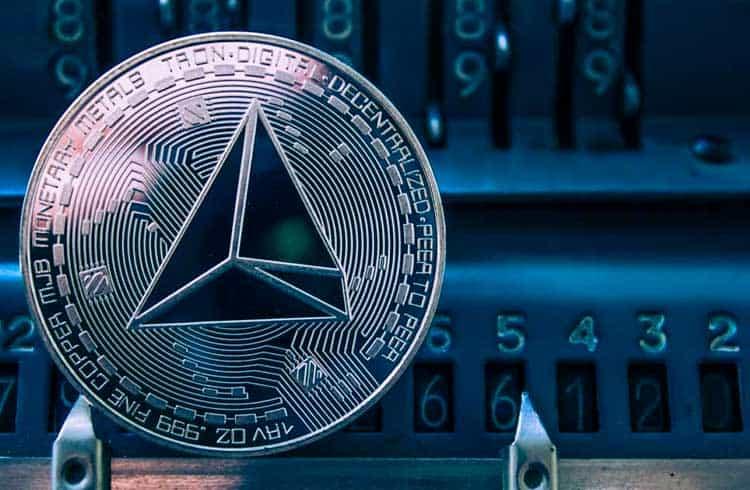 Fundação Tron anuncia a recompra de US$20 milhões em tokens TRX
